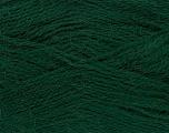 Fiber Content 70% Acrylic, 30% Angora, Brand Ice Yarns, Dark Green, Yarn Thickness 2 Fine  Sport, Baby, fnt2-36452