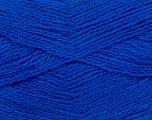 Fiber Content 70% Acrylic, 30% Angora, Brand Ice Yarns, Bright Blue, Yarn Thickness 2 Fine  Sport, Baby, fnt2-36458