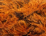 Fiber Content 88% Polyamide, 12% Polyester, Orange, Brand Ice Yarns, Brown, Yarn Thickness 5 Bulky  Chunky, Craft, Rug, fnt2-36748