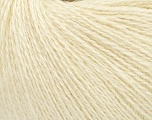 Fiber Content 50% Silk, 40% Merino Superfine, 10% Kid Mohair, Brand Ice Yarns, Cream, Yarn Thickness 1 SuperFine  Sock, Fingering, Baby, fnt2-37005