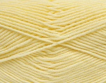 Outlast is a fiber technology that continuously interacts with a body's microclimate to moderate temperature from being too hot or too cold. Fiber Content 60% Micro Acrylic, 40% Outlast, Light Yellow, Brand Ice Yarns, Yarn Thickness 4 Medium  Worsted, Afghan, Aran, fnt2-37308