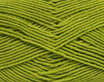 Outlast is a fiber technology that continuously interacts with a body's microclimate to moderate temperature from being too hot or too cold. Fiber Content 60% Micro Acrylic, 40% Outlast, Light Green, Brand Ice Yarns, Yarn Thickness 4 Medium  Worsted, Afghan, Aran, fnt2-37311