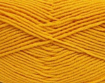 Outlast is a fiber technology that continuously interacts with a body's microclimate to moderate temperature from being too hot or too cold. Fiber Content 60% Micro Acrylic, 40% Outlast, Brand Ice Yarns, Dark Yellow, Yarn Thickness 4 Medium  Worsted, Afghan, Aran, fnt2-37312
