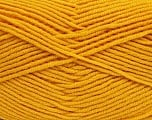 Outlast is a fiber technology that continuously interacts with a body's microclimate to moderate temperature from being too hot or too cold. Fiber Content 60% Micro Acrylic, 40% Outlast, Brand ICE, Dark Yellow, Yarn Thickness 4 Medium  Worsted, Afghan, Aran, fnt2-37312
