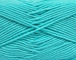 Outlast is a fiber technology that continuously interacts with a body's microclimate to moderate temperature from being too hot or too cold. Fiber Content 60% Micro Acrylic, 40% Outlast, Light Turquoise, Brand Ice Yarns, Yarn Thickness 4 Medium  Worsted, Afghan, Aran, fnt2-37319