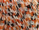 Conţinut de fibre 100% Poliamidă, Yellow, White, Yarn Thickness Other, Orange, Brand Ice Yarns, Brown, fnt2-37456
