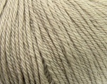 Fiber Content 100% Wool, Brand Ice Yarns, Dark Beige, Yarn Thickness 4 Medium  Worsted, Afghan, Aran, fnt2-37992