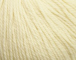 Fiber Content 100% Wool, Brand Ice Yarns, Cream, Yarn Thickness 4 Medium  Worsted, Afghan, Aran, fnt2-37994