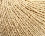 Fiber Content 100% Wool, Light Beige, Brand Ice Yarns, Yarn Thickness 4 Medium  Worsted, Afghan, Aran, fnt2-37996
