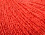 Fiber Content 100% Wool, Salmon, Brand Ice Yarns, Yarn Thickness 4 Medium  Worsted, Afghan, Aran, fnt2-38005