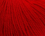 Fiber Content 100% Wool, Red, Brand Ice Yarns, Yarn Thickness 4 Medium  Worsted, Afghan, Aran, fnt2-38007
