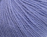 Fiber Content 100% Wool, Lilac, Brand Ice Yarns, Yarn Thickness 4 Medium  Worsted, Afghan, Aran, fnt2-38011