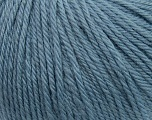 Fiber Content 100% Wool, Light Blue, Brand Ice Yarns, Yarn Thickness 4 Medium  Worsted, Afghan, Aran, fnt2-38013