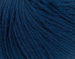 Fiber Content 100% Wool, Brand ICE, Blue, Yarn Thickness 4 Medium  Worsted, Afghan, Aran, fnt2-38014