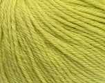 Fiber Content 100% Wool, Light Green, Brand Ice Yarns, Yarn Thickness 4 Medium  Worsted, Afghan, Aran, fnt2-38015