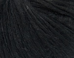 Fiber Content 27% Acrylic, 23% Nylon, 23% Wool, 15% Alpaca Superfine, 12% Viscose, Brand ICE, Anthracite Black, Yarn Thickness 4 Medium  Worsted, Afghan, Aran, fnt2-38138