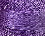 Fiber Content 100% Micro Fiber, Lavender, Brand Ice Yarns, Yarn Thickness 0 Lace  Fingering Crochet Thread, fnt2-39150