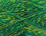 Fiber Content 75% Acrylic, 25% Wool, Turquoise, Brand Ice Yarns, Green Shades, Yarn Thickness 4 Medium  Worsted, Afghan, Aran, fnt2-40900