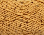 Fiber Content 61% Acrylic, 26% Wool, 13% Polyester, Latte, Brand Ice Yarns, Yarn Thickness 5 Bulky  Chunky, Craft, Rug, fnt2-41130