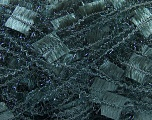 Fiber Content 100% Polyamide, Brand Ice Yarns, Dark Grey, Yarn Thickness 5 Bulky  Chunky, Craft, Rug, fnt2-41293