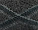 Fiber Content 97% Acrylic, 3% Polyamide, Brand Ice Yarns, Grey Shades, Yarn Thickness 5 Bulky  Chunky, Craft, Rug, fnt2-41670