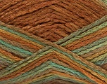 Fiber Content 97% Acrylic, 3% Polyamide, Yellow, Mint Green, Brand ICE, Camel, Yarn Thickness 5 Bulky  Chunky, Craft, Rug, fnt2-41679