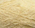 Fiber Content 100% Micro Fiber, Light Yellow, Brand ICE, Yarn Thickness 5 Bulky  Chunky, Craft, Rug, fnt2-41758
