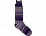 Fiber Content 75% Superwash Wool, 25% Polyamide, Purple Shades, Brand Ice Yarns, Grey, Yarn Thickness 1 SuperFine  Sock, Fingering, Baby, fnt2-41776