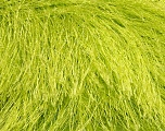 Fiber Content 100% Polyester, Light Green, Brand Ice Yarns, Yarn Thickness 6 SuperBulky  Bulky, Roving, fnt2-42071