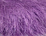 Fiber Content 100% Polyester, Lilac, Brand Ice Yarns, Yarn Thickness 6 SuperBulky  Bulky, Roving, fnt2-42074