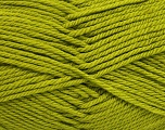 Fiber Content 50% Acrylic, 50% Polyamide, Brand Ice Yarns, Green, Yarn Thickness 3 Light  DK, Light, Worsted, fnt2-42382