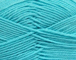 Fiber Content 50% Acrylic, 50% Polyamide, Light Turquoise, Brand Ice Yarns, Yarn Thickness 3 Light  DK, Light, Worsted, fnt2-42384
