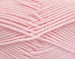 Fiber Content 50% Acrylic, 50% Polyamide, Brand Ice Yarns, Baby Pink, Yarn Thickness 3 Light  DK, Light, Worsted, fnt2-42391