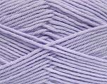 Fiber Content 50% Acrylic, 50% Polyamide, Lilac, Brand Ice Yarns, Yarn Thickness 3 Light  DK, Light, Worsted, fnt2-42392
