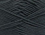 Fiber Content 50% Acrylic, 50% Wool, Brand ICE, Dark Grey, Yarn Thickness 4 Medium  Worsted, Afghan, Aran, fnt2-42528