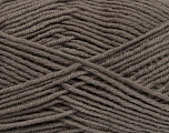 Fiber Content 50% Wool, 50% Acrylic, Mink, Brand ICE, Yarn Thickness 4 Medium  Worsted, Afghan, Aran, fnt2-42530