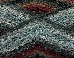 Fiber Content 90% Acrylic, 10% Polyamide, Brand Ice Yarns, Grey Shades, Camel, Burgundy, Yarn Thickness 4 Medium  Worsted, Afghan, Aran, fnt2-42755