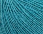 SUPERWASH WOOL is a DK weight 100% superwash wool yarn. Perfect stitch definition, and a soft-but-sturdy finished fabric. Projects knit and crocheted in SUPERWASH WOOL are machine washable! Lay flat to dry. Fiber Content 100% Superwash Wool, Light Turquoise, Brand ICE, Yarn Thickness 3 Light  DK, Light, Worsted, fnt2-42927