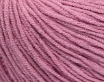 Fiber Content 50% Cotton, 50% Acrylic, Light Orchid, Brand ICE, Yarn Thickness 3 Light  DK, Light, Worsted, fnt2-43072