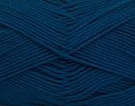 Fiber Content 50% Viscose, 50% Bamboo, Navy, Brand Ice Yarns, Yarn Thickness 2 Fine  Sport, Baby, fnt2-43137