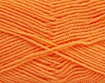 Fiber Content 70% Acrylic, 30% Wool, Light Orange, Brand Ice Yarns, Yarn Thickness 2 Fine  Sport, Baby, fnt2-43386