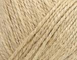 Fiber Content 100% Hemp Yarn, Brand ICE, Cream, Yarn Thickness 3 Light  DK, Light, Worsted, fnt2-43945
