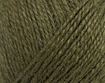 Fiber Content 100% Hemp Yarn, Khaki, Brand ICE, Yarn Thickness 3 Light  DK, Light, Worsted, fnt2-43946
