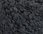 Fiber Content 55% Acrylic, 35% Wool, 10% Polyamide, Brand ICE, Dark Grey, Yarn Thickness 5 Bulky  Chunky, Craft, Rug, fnt2-44083