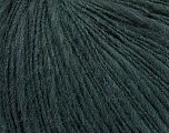Fiber Content 60% Acrylic, 40% Wool, Brand ICE, Dark Green, Yarn Thickness 3 Light  DK, Light, Worsted, fnt2-44671