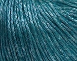 Fiber Content 50% Acrylic, 50% Polyamide, Teal, Brand Ice Yarns, Yarn Thickness 4 Medium  Worsted, Afghan, Aran, fnt2-44719