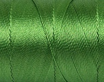 Fiber Content 100% Polyester, Brand Ice Yarns, Green, Yarn Thickness 0 Lace  Fingering Crochet Thread, fnt2-44829