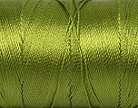 Fiber Content 100% Polyester, Brand Ice Yarns, Forest Green, Yarn Thickness 0 Lace  Fingering Crochet Thread, fnt2-44832