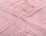 Please note that the yarn weight and the ball length may vary from one color to another for this yarn. Fasergehalt 100% Baumwolle, Light Pink, Brand Ice Yarns, fnt2-45060