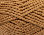 Fiber Content 55% Acrylic, 45% Wool, Brand ICE, Cafe Latte, Yarn Thickness 6 SuperBulky  Bulky, Roving, fnt2-45125